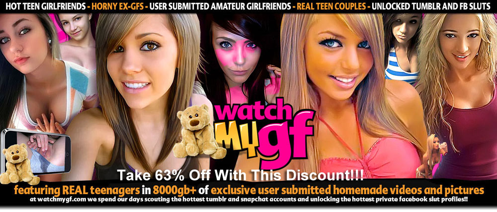 Take 63% off with this Watch My GF Discount!